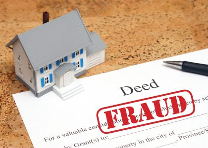 Protection from Property Fraud